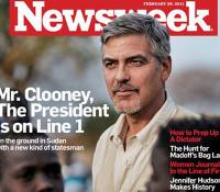 John Avlon George Clooney: A 21st-Century Statesman – Newsweek