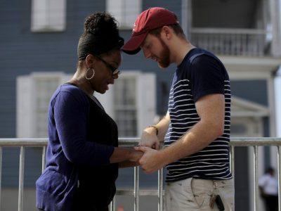 John Avlon Church Massacre Response Reveals the True Spirit of Charleston