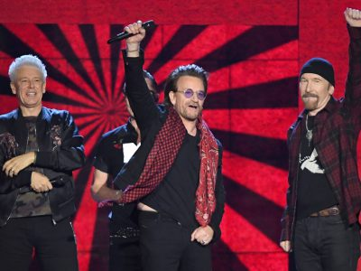 John Avlon In Defense of U2 and The War on Apathy
