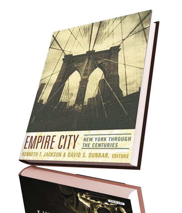 John Avlon Empire City