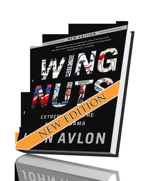 John Avlon Wingnuts