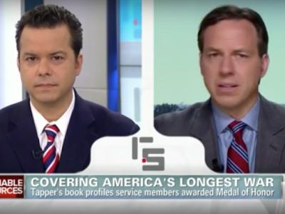 John Avlon Covering America's Longest War – Reliable Sources – CNN