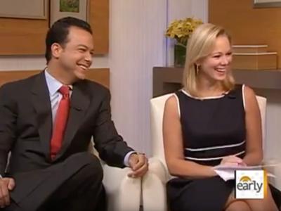 John Avlon GOP Contenders Take Aim – CBS Early Show