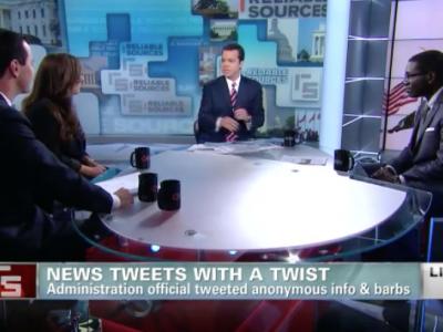 John Avlon News Tweets with a Twist – Reliable Sources – CNN