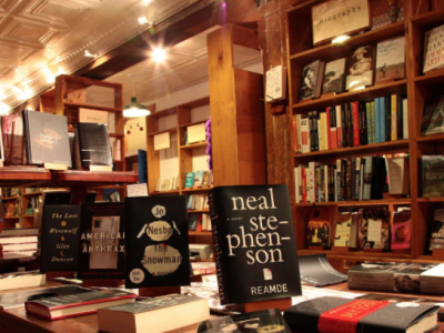 John Avlon Ode to the Bookstore – The Daily Beast