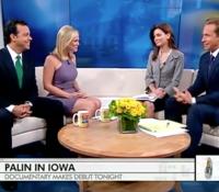"John Avlon ""Palin Vs. Bachmann"" – CBS Early Show"
