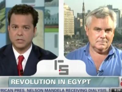 John Avlon Reporters Under Fire in Egypt – Reliable Sources – CNN