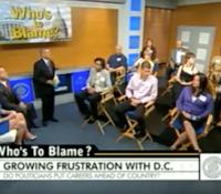 John Avlon Who's to blame for debt gridlock? – CBS Early Show