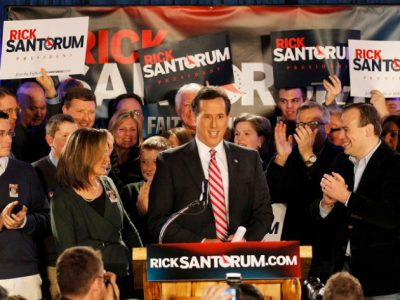 John Avlon Did Rick Santorum Win the Iowa Caucuses, Not Mitt Romney? – The Daily Beast