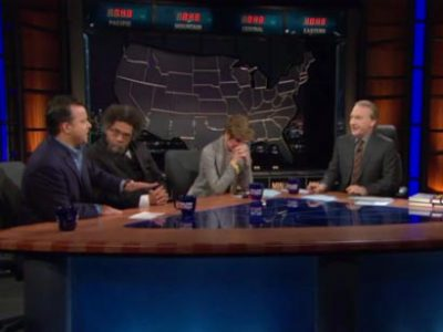 John Avlon John Avlon Gets 'Real' with Bill Maher – Real Time with Bill Maher