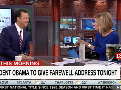 John Avlon John Avlon on Washington's Farewell Address – CNN