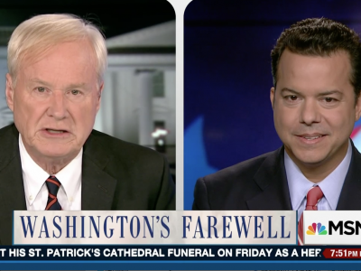 John Avlon Washington's Farewell – MSNBC – Hardball with Chris Matthews