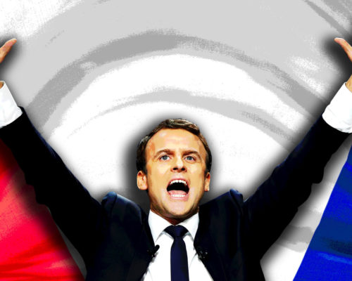 John Avlon What Macron Can Teach America: It's Time for Center-Left and Center-Right to Unite