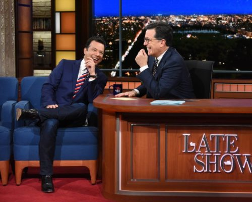 John Avlon The Late Show With Stephen Colbert