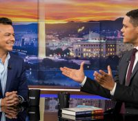 John Avlon The Daily Show with Trevor Noah
