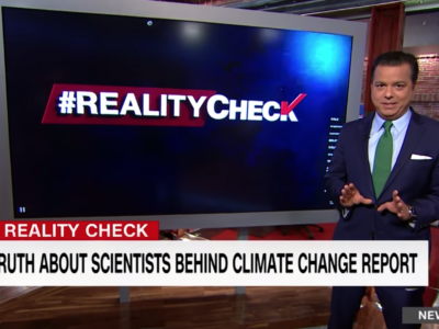 John Avlon Challenging the Notion Scientists Were Paid to Push Climate Change – Reality Check with John Avlon – CNN