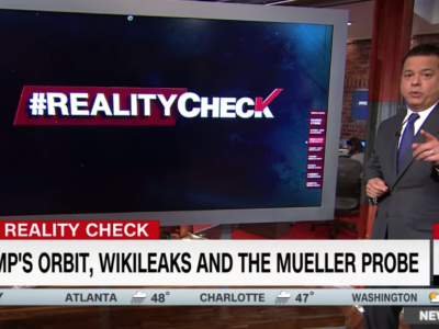 John Avlon The Times WikiLeaks Connected in Trump's Orbit – Reality Check with John Avlon – CNN