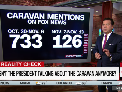 John Avlon Why Trump Isn't Talking About Caravan – Reality Check with John Avlon – CNN