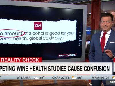 John Avlon Competing wine studies cause confusion – Reality Check with John Avlon – CNN
