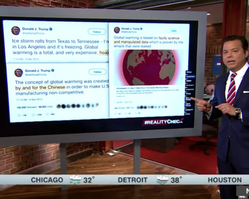 John Avlon White House Tries to Bury Climate Report – Reality Check with John Avlon – CNN