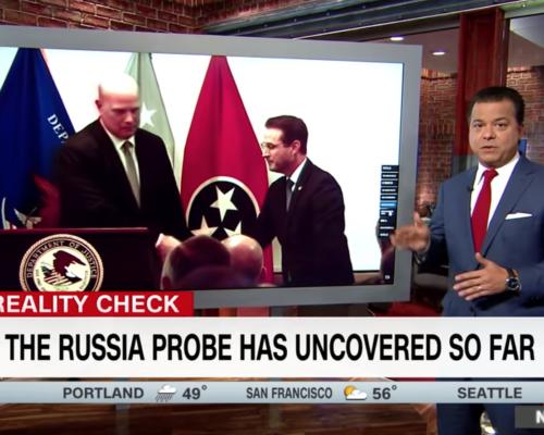 John Avlon What the Russia Probe Has Uncovered So Far – Reality Check with John Avlon – CNN