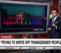 John Avlon Is Trump Trying to Write Off Transgender People? – Reality Check with John Avlon – CNN