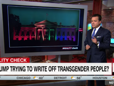 John Avlon Is Trump Trying to Write Off Transgender People? – Reality Check with John Avlon – CNN