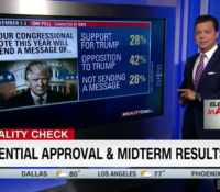 John Avlon Will Trump's Approval Rating Hurt the GOP? – Reality Check with John Avlon – CNN