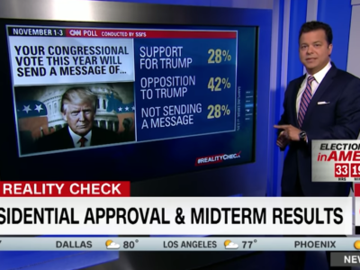 John Avlon Will Trump's Approval Rating Hurt the GOP? – Reality Check with John Avlon – CNN