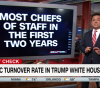 John Avlon Trump's White House Turnover Reaches Historic Levels  – Reality Check with John Avlon – CNN