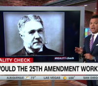 John Avlon What the 25th Amendment Could Mean for Trump – Reality Check with John Avlon – CNN