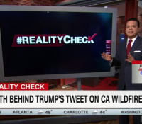 John Avlon Extinguishing Trump's California wildfire claim – Reality Check with John Avlon – CNN