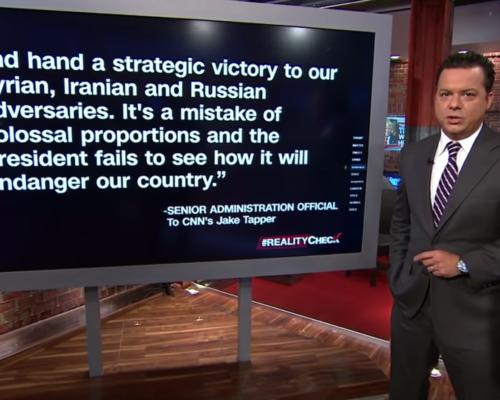 John Avlon This is How Rare a Mattis-Level Resignation Is – Reality Check with John Avlon – CNN