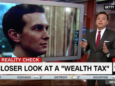 John Avlon A Closer Look at Elizabeth Warren's 'Wealth Tax' – Reality Check with John Avlon – CNN
