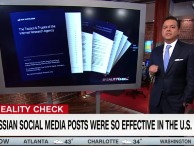 John Avlon The Strategy Behind Russian Social Media Posts – Reality Check with John Avlon – CNN