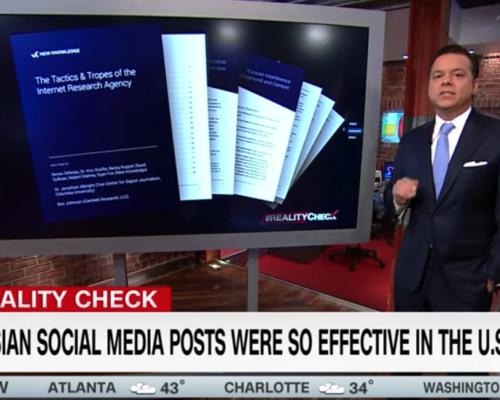 John Avlon The Strategy Behind Russian Social Media Posts – Reality Check with John Avlon – CNN