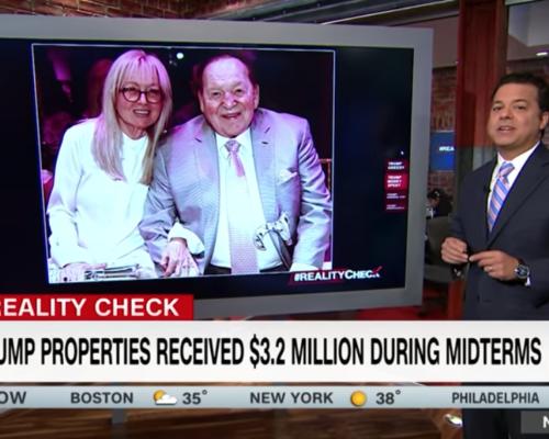 John Avlon Trump Benefits from GOP Groups  – Reality Check with John Avlon – CNN