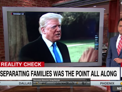 John Avlon Trump's Lies About Separations  – Reality Check with John Avlon – CNN