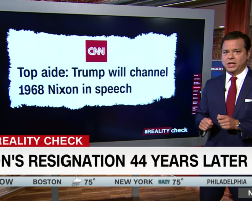 John Avlon Nixon's resignation 44 years later  – Reality Check with John Avlon – CNN