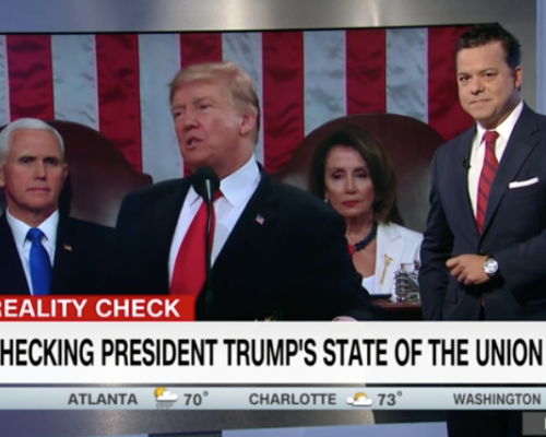 John Avlon Trump Likes to Make Himself the Hero – Reality Check with John Avlon – CNN