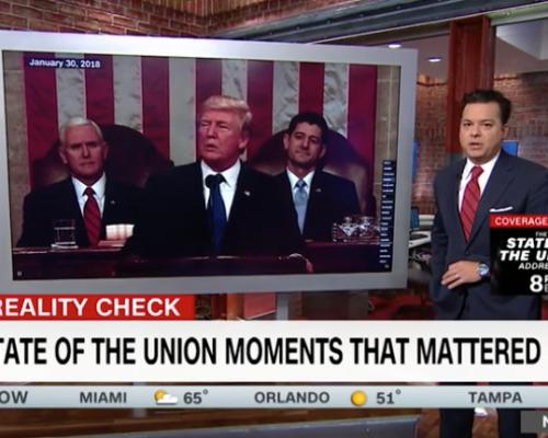 John Avlon State of the Union Moments That Mattered – Reality Check with John Avlon – CNN