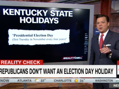 John Avlon We Should Be Making Voting Easier, Not Harder – Reality Check with John Avlon – CNN