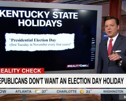 John Avlon We Should Be Making Voting Easier, Not Harder – Reality Check with John Avlon – CNN