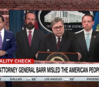 John Avlon Hear Mueller's Account Contrasted with Barr's Comments – CNN