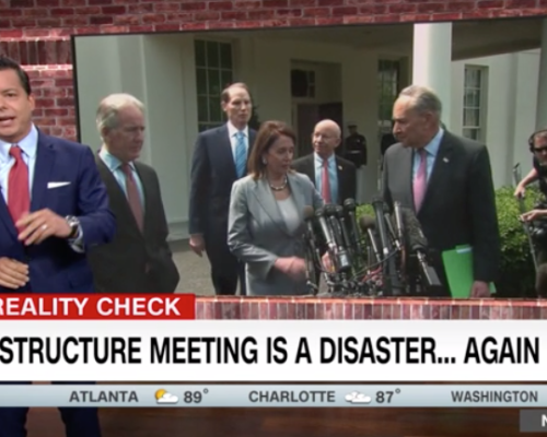 John Avlon Infrastructure Again Derailed by Partisanship – CNN