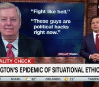 John Avlon Washington's Epidemic of Situational Ethics – CNN