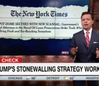 John Avlon Trump Isn't the First President to Use Stonewalling Strategy – CNN