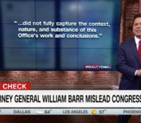 John Avlon William Barr Conveniently Forgot a Lot – CNN