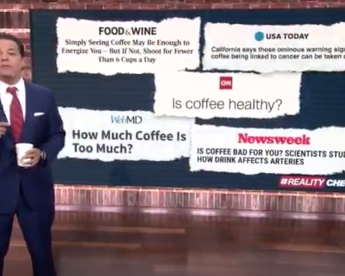 John Avlon Something to Sip On, A New Study for Coffee Drinkers – CNN
