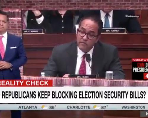 John Avlon Why Do Republicans Block Election Security Bills – CNN